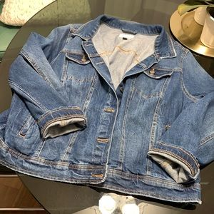 Universal Thread Freeborn Denim Jacket